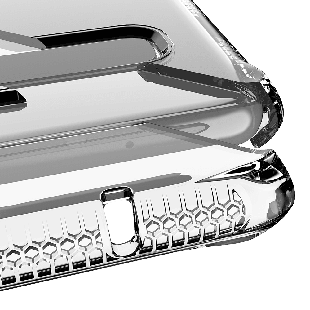 Wholesale cell phone accessory ITSKINS - Spectrum Clear Case for Samsung Galaxy S10 Plus -