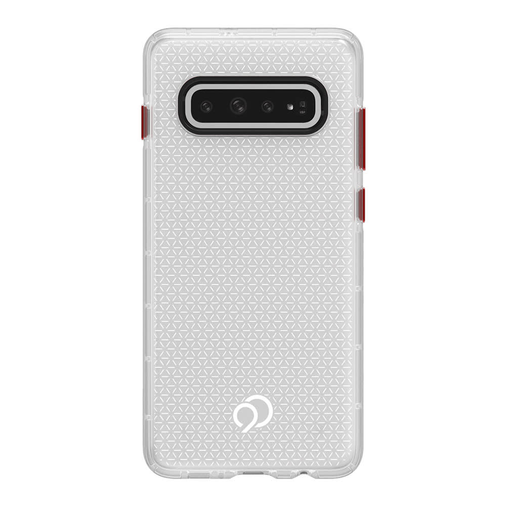 Wholesale cell phone accessory Nimbus9 - Phantom 2 Case for Samsung Galaxy S10 Plus - Clear