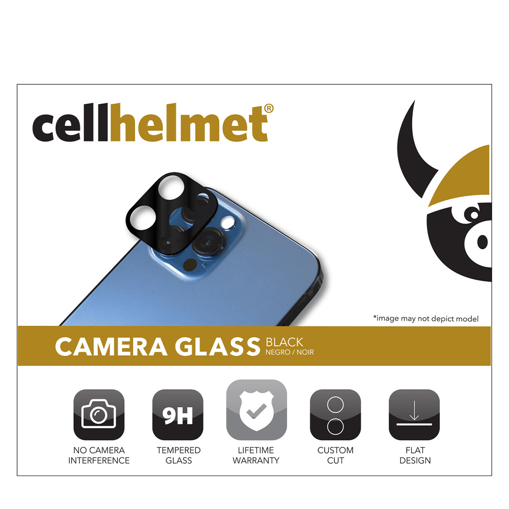 Wholesale cell phone accessory cellhelmet - Tempered Glass Camera Protector for Apple iPhone