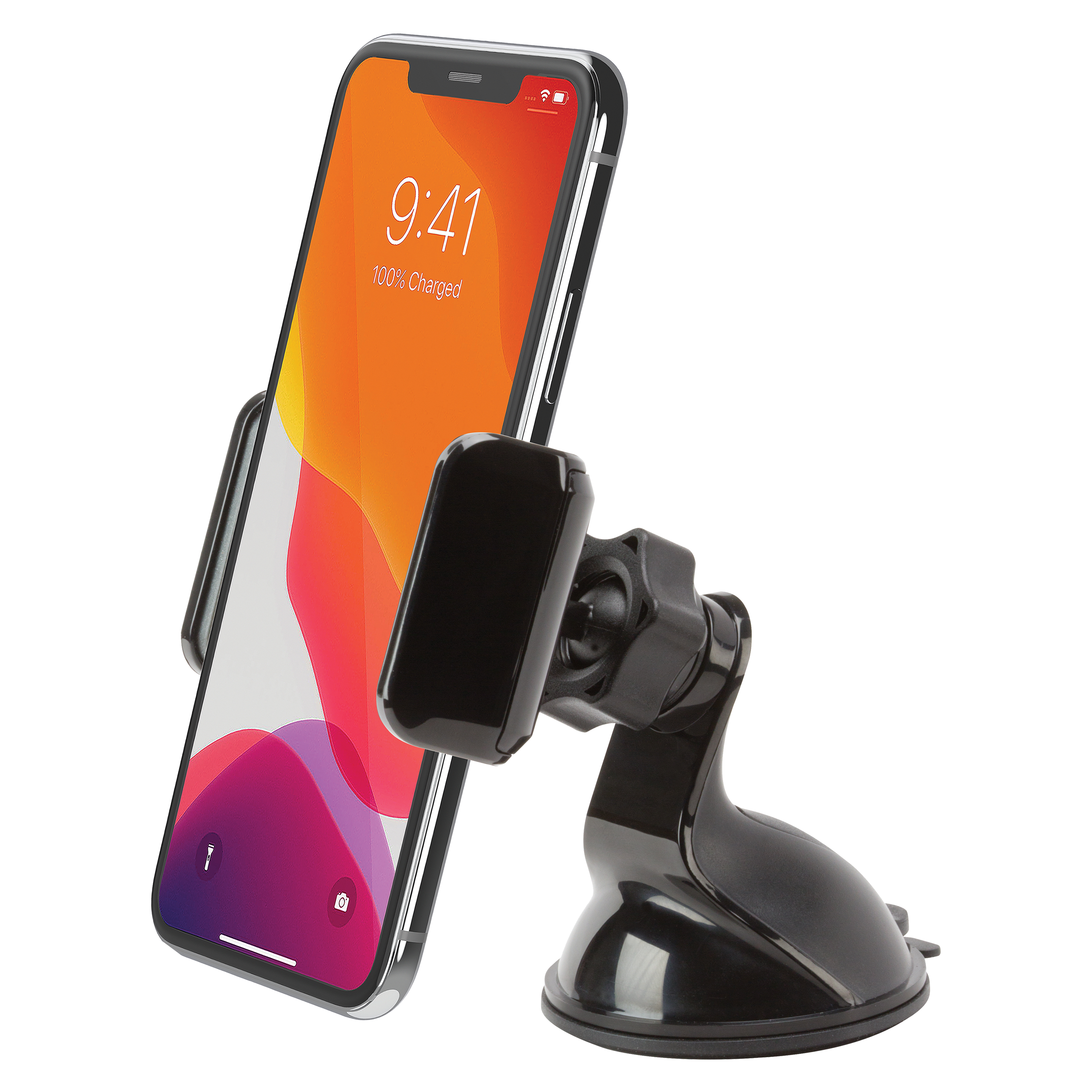 Wholesale cell phone accessory Scosche - 3-In-1 Universal Mount - Black