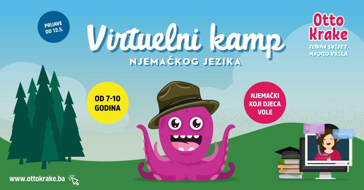 Besplatan kamp njemačkog jezika
