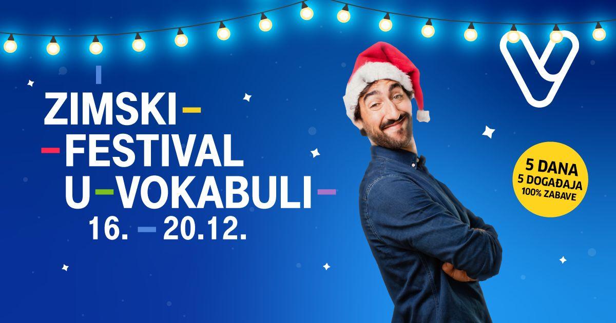Zimski festival u Vokabuli 2019 Mostar i Čapljin