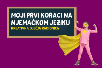 Kreativna dječja radionica njemačkog jezika Vokabula Mostar
