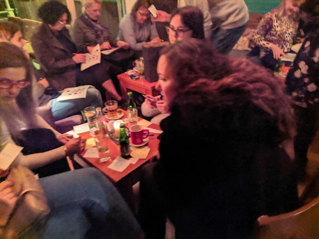 usavršiti konverzaciju na njemačkom, Najavljujemo drugi Kaffee und kolač, bitte! u Tuzli