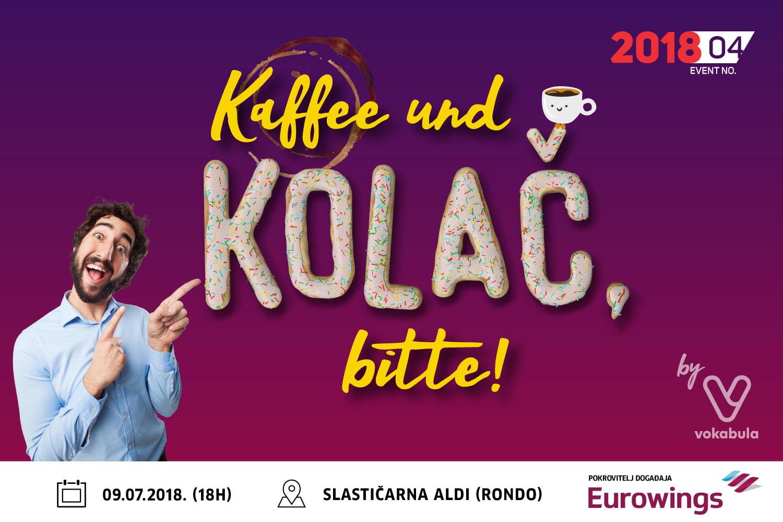 Kaffee und kolač, Znanstvenici dokazali: Njemački se najbolje uči – uz kavu!