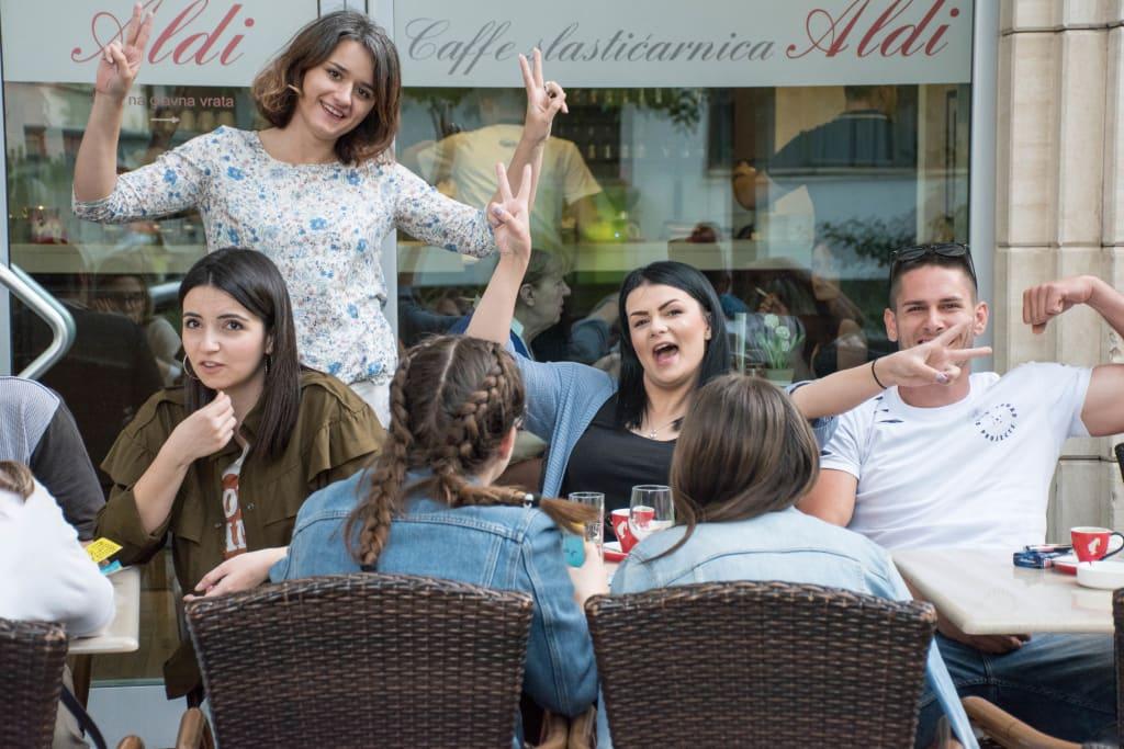 Kaffee und kolač, bitte! - Vokabula Mostar