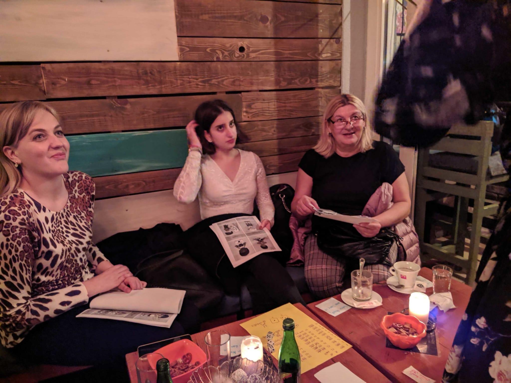 besplatna konverzacijska kafa, U Tuzli održana besplatna konverzacijska kafa na njemačkom jeziku