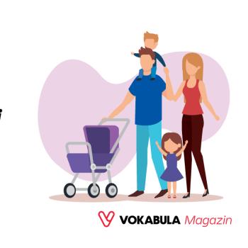 Porodični kurs njemačkog, 5 razloga zašto cijela porodica treba da nauči njemački. Nije ono šta mislite…