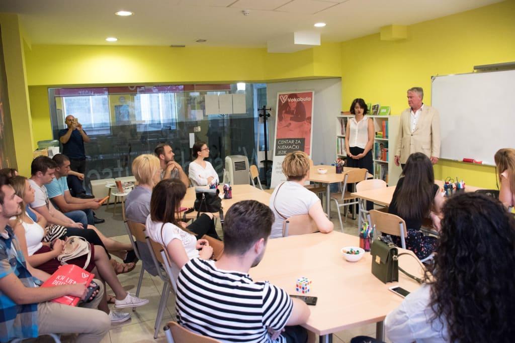 Prezentacija na temu zapošljavanja medicinskih djelatnika u Njemačkoj