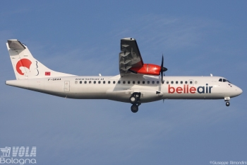 ATR 72-212 Belle Air by Giuseppe Rimondini