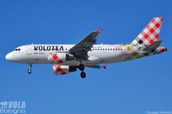 Airbus A319-111 Volotea Air  by Giuseppe Rimondini