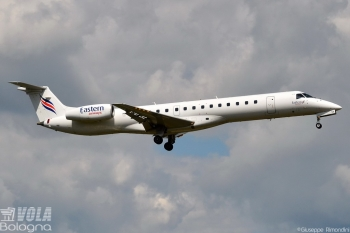 Embraer ERJ-145LU Eastern Airways by Giuseppe Rimondini