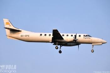 Fairchild SA227-AC Metro III Flightline by Giuseppe Rimondini