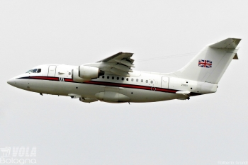 British Aerospace BAe 146 CC.2 RAF - Royal Air Force by Gilberto Grandi