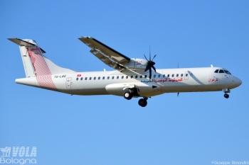 ATR 72-212 Tunisair Express  by Giuseppe Rimondini