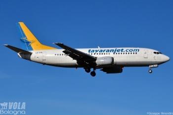 Boeing 737-300 Tayaran Jet  by Giuseppe Rimondini