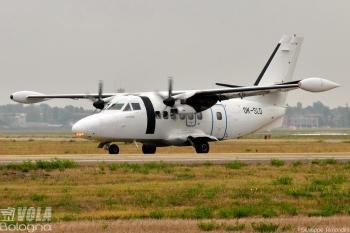 LET L-410UVP-E Turbolet Silver Air by Giuseppe Rimondini