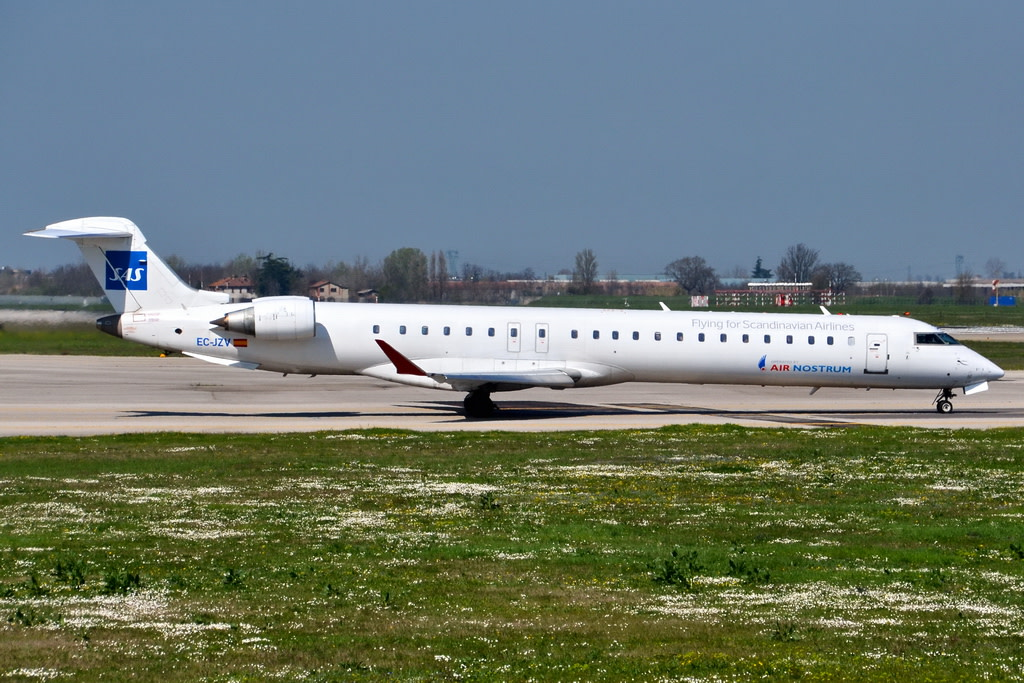Sas - Scandinavian Airlines Canadair Regional Jet CRJ900ER