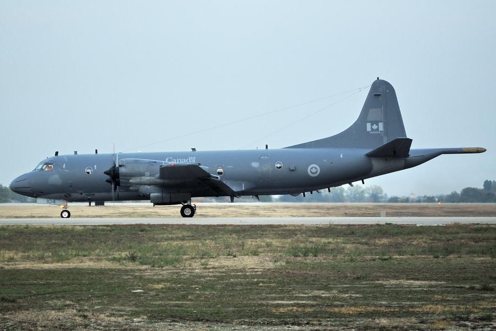 Canada - Air Force Lockheed CP-140 Aurora