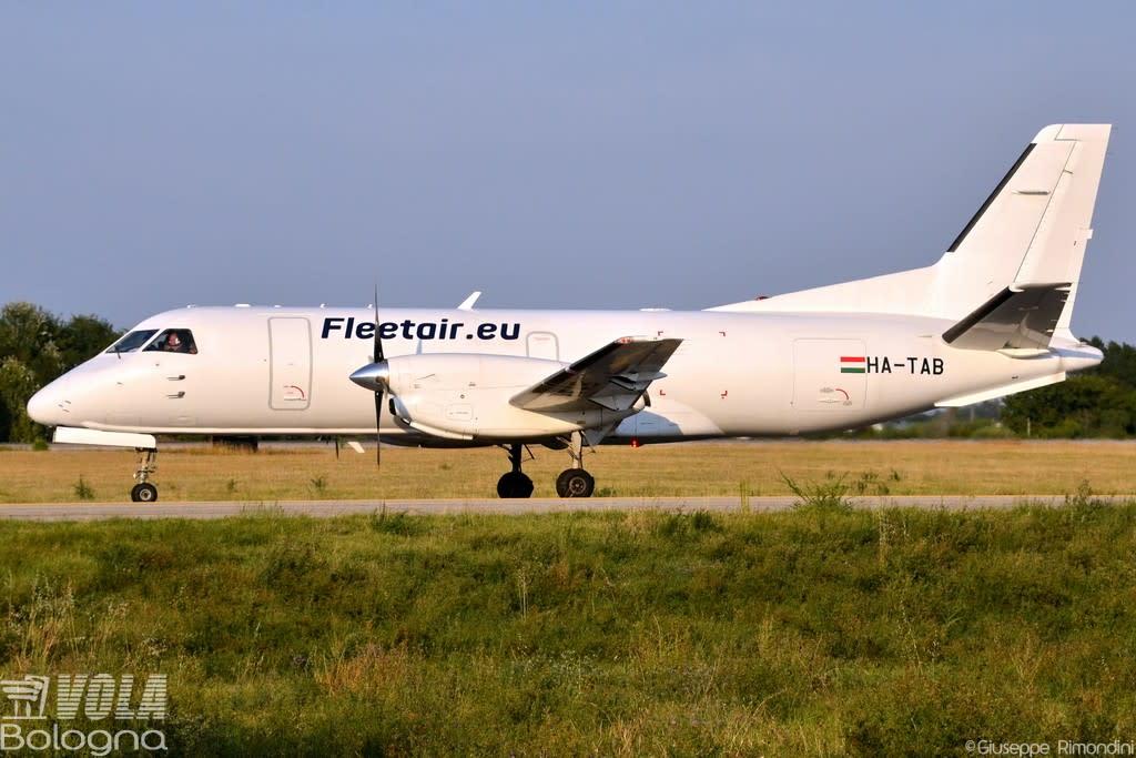 Fleet Air International Saab 340