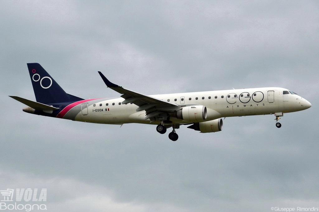 EGO Airways Embraer ERJ-190-100LR