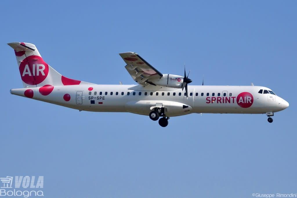 Sprint Air ATR 72-200