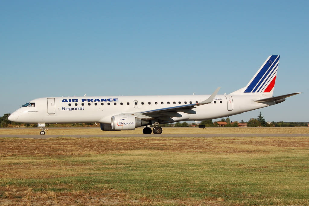 Air France - Regional Embraer 190-100LR
