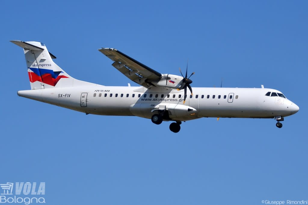 Sky Express ATR 72-500