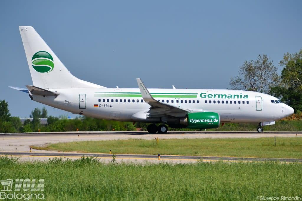 Germania Boeing 737-76J(WL)