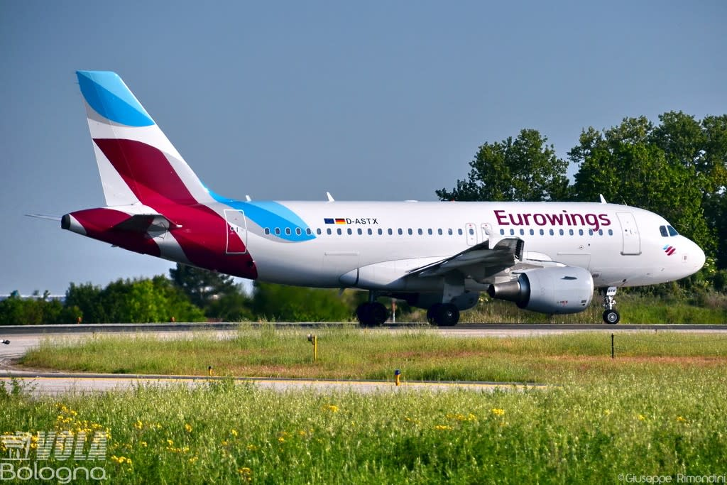 Eurowings Airbus A319-100