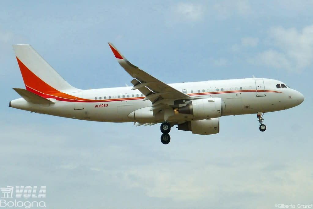 SK Telecom  Airbus A319-100