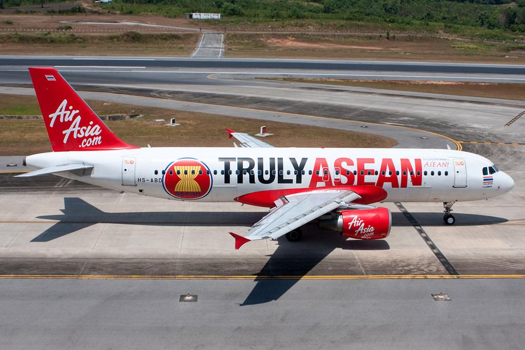 Air Asia Airbus A320-216