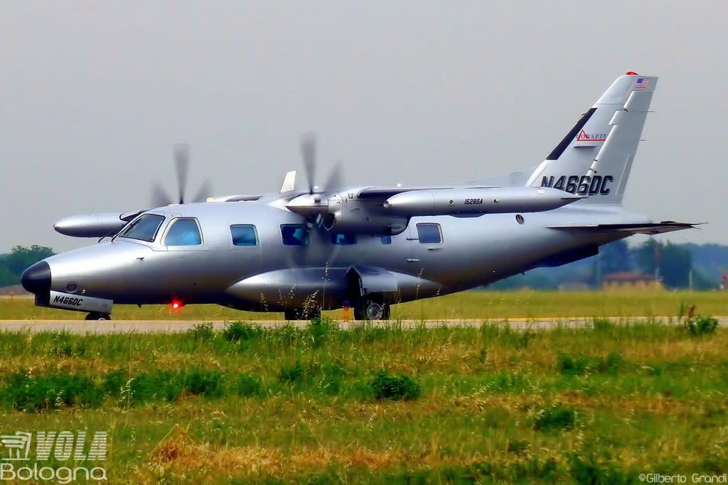 Private Mitsubishi MU-2B-60 Marquise