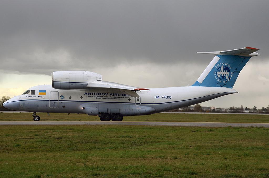 Antonov Airlines Antonov AN 74