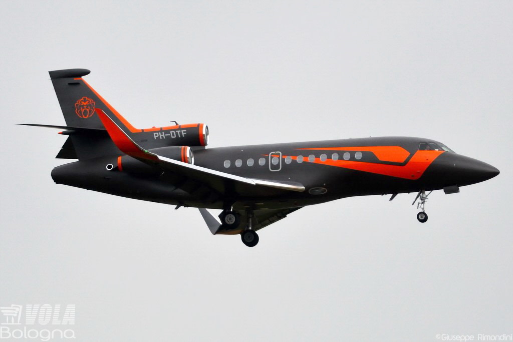 Mavic Aviation Dassault Falcon 900 EX