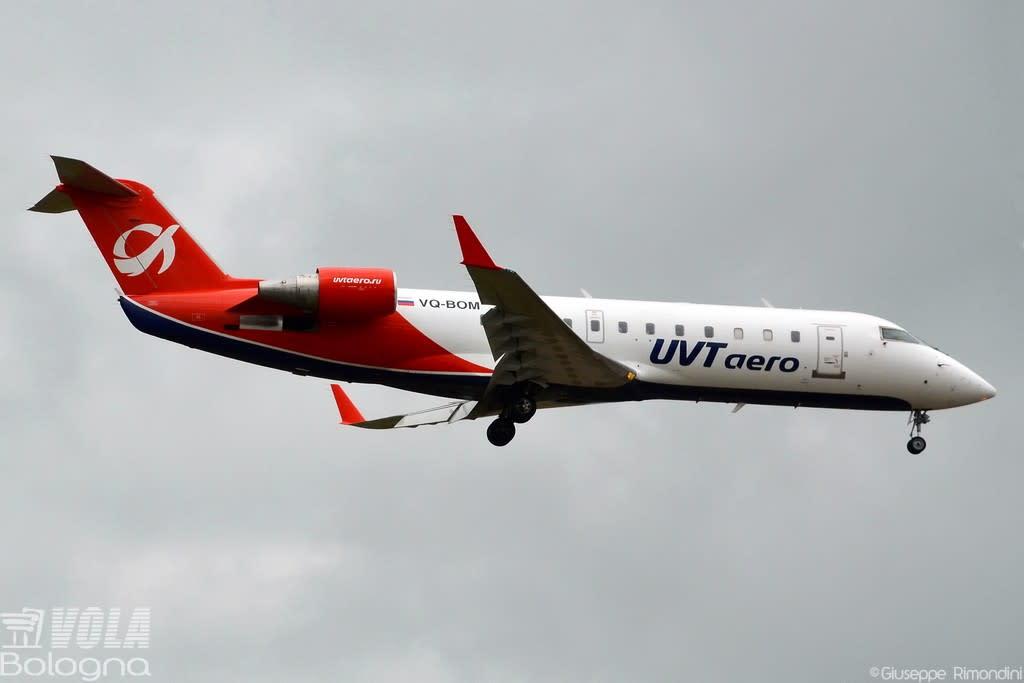 UVT Aero Bombardier CRJ-200ER