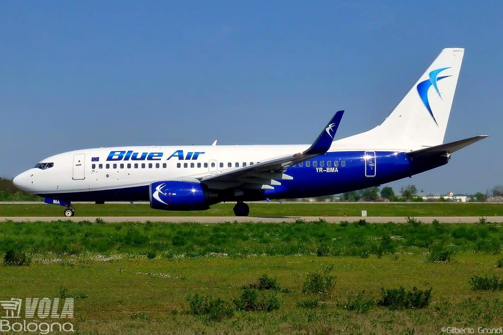 Blue Air Boeing 737-700