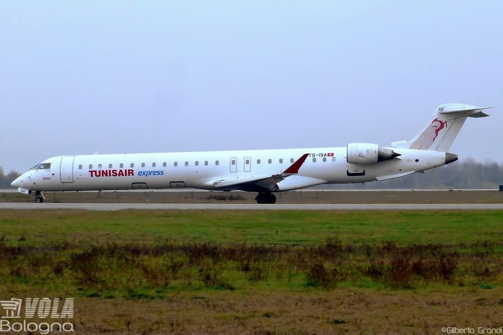 Tunisair Express  Canadair Regional Jet CRJ900ER