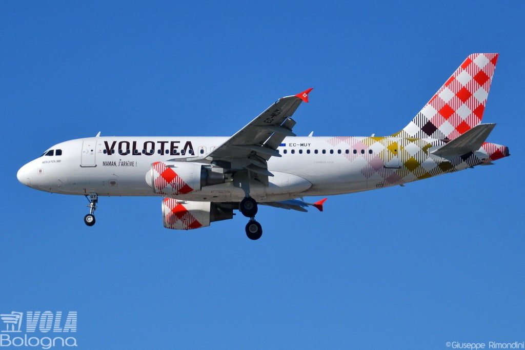 Volotea Air  Airbus A319-111