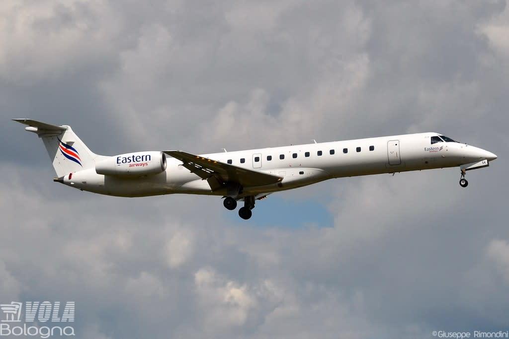 Eastern Airways Embraer ERJ-145LU