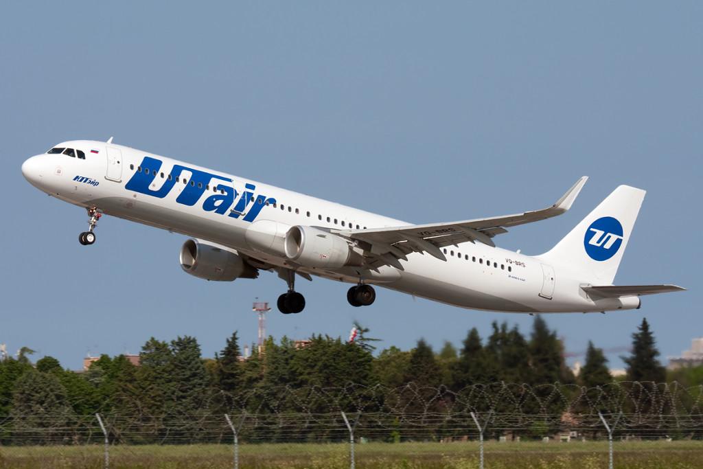 Utair Airbus A321-211