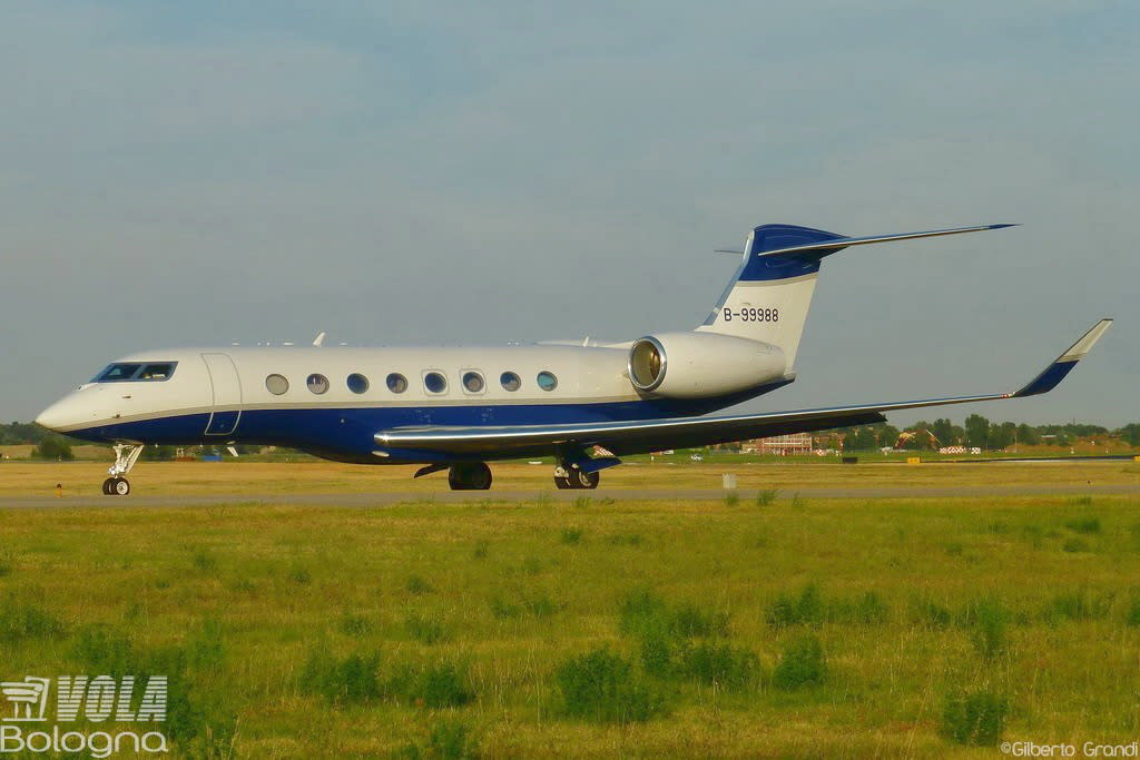 Private Gulfstream Aerospace G650