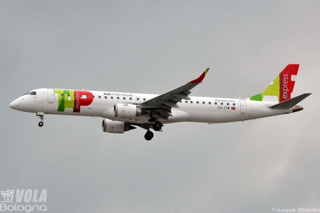 TAP Express  Embraer ERJ-190-100AR