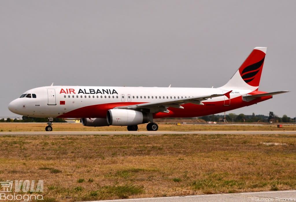 Air Albania Airbus A320-232