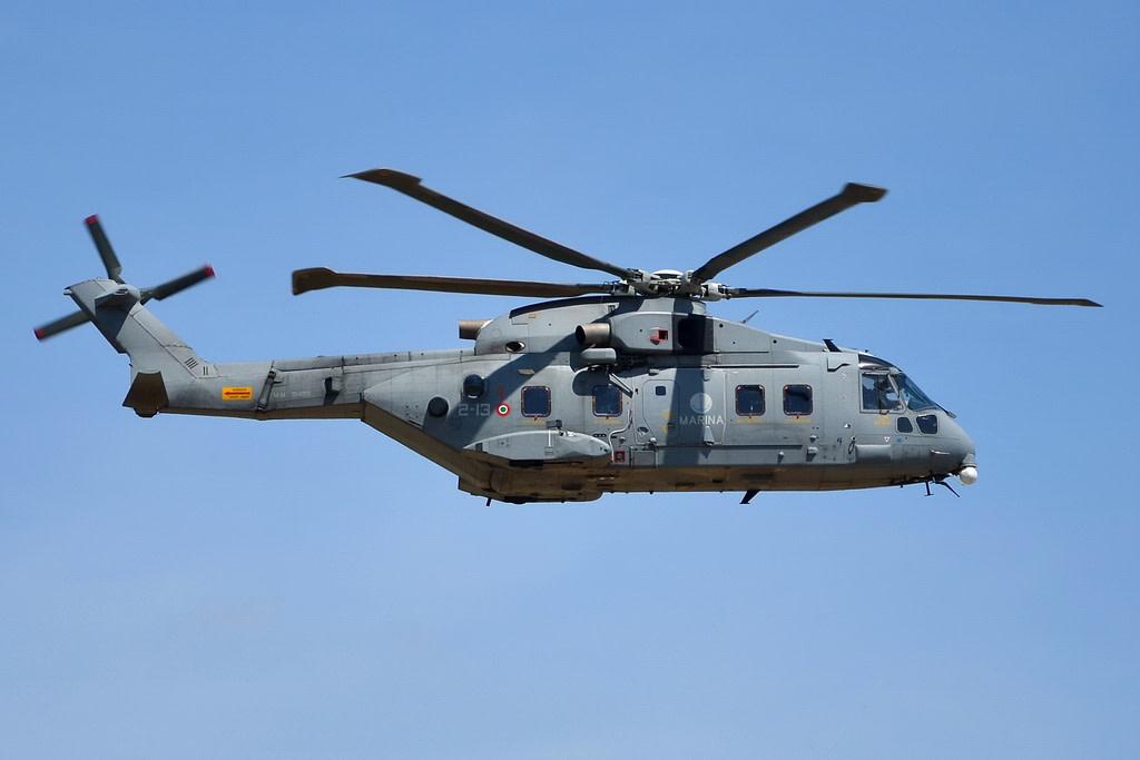 Italy - Navy  Agusta Westland EH 101 Merlin