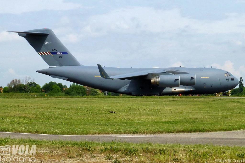NATO - Strategic Airlift Capability Boeing C-17 Globemaster III
