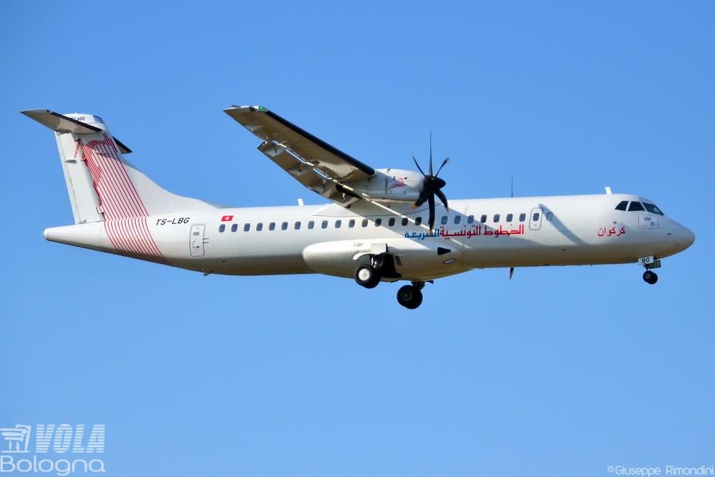 Tunisair Express  ATR 72-212