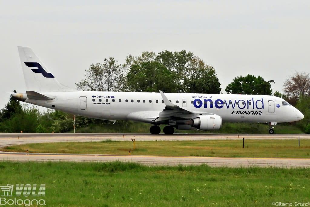 Finnair Embraer ERJ-190-100LR