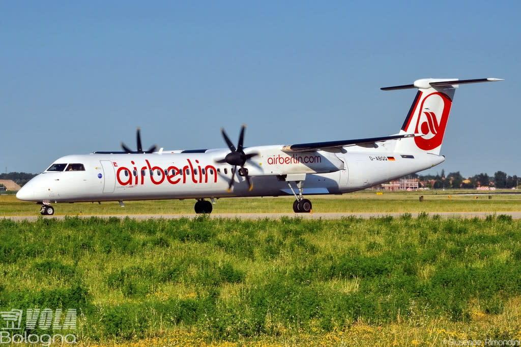 Air Berlin (LGW) De Havilland Canada DHC-8-402Q Dash 8