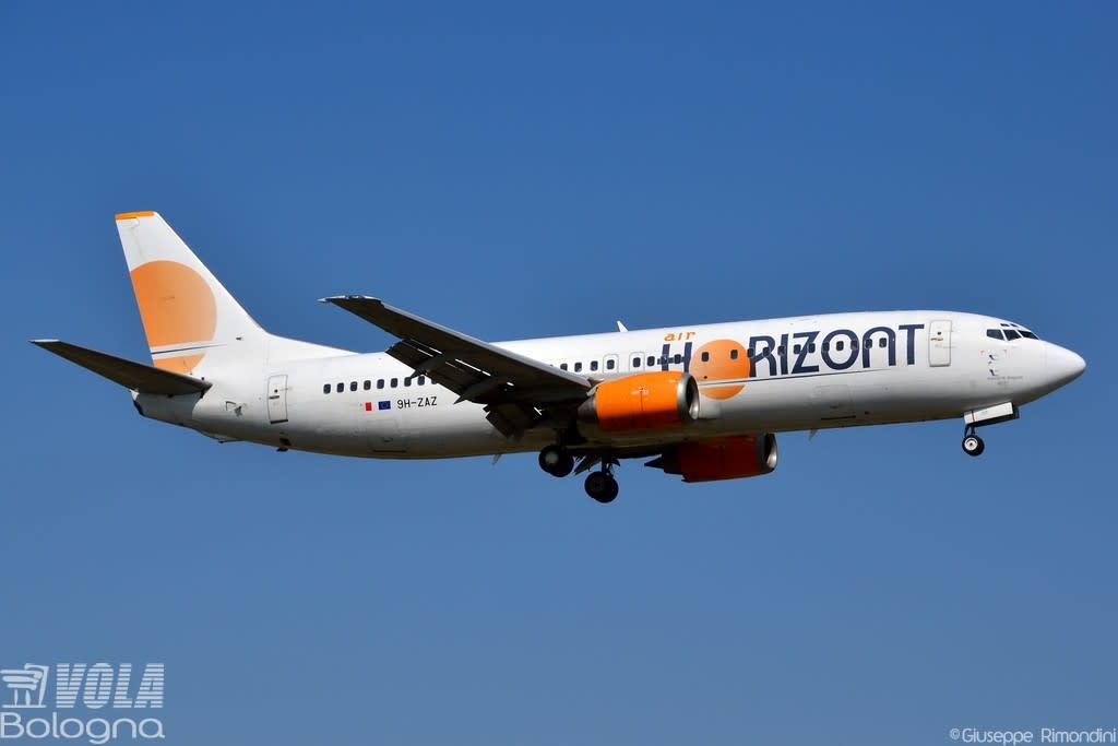 Air Horizont Boeing 737-436